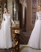 Un desfile de novia y de alta costura
