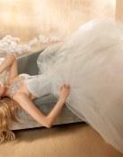 Alvina Valenta y sus vestidos llenos de tul
