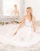 Ti Adora, un romántico título para una colección de novia