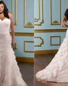 Nuevos modelos para novias gorditas