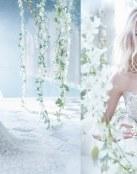 Alvina Valenta y tres vestidos muy sensuales