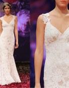 Elegantes y sencillos vestidos de Claire Pettibone