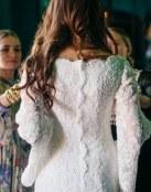 Las hermanas Olsen y su primer vestido de novia