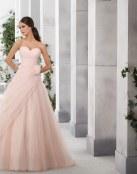 Vestidos exclusivos para novias muy románticas