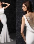5 vestidos de novia con gran elegancia