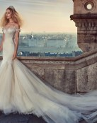 Vestidos de alta costura, elegantes y deslumbrantes