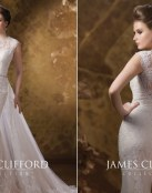 Vestidos para novia Clifford, tu máxima elegancia