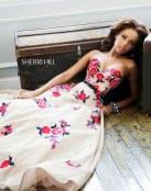 Los vestidos más primaverales de Sherri Hill