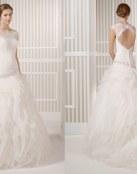 Luna Novias y tres de sus vestidos 2015