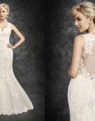 Los vestidos más románticos de Ella Rosa
