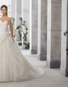 Volumen 9, novedades en los vestidos de novia