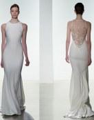 Originalidad y sencillez en los vestidos de Amsale