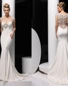 ¡Descubre los vestidos para novia de Simone Carvalli!