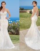 Trajes de alta costura para las novias más elegantes