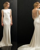 La elegancia se refleja en los vestidos Amanda Wakeley