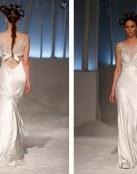 Vestidos originales de novia gracias a David Fielden