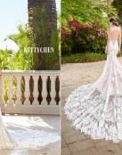 Increíbles vestidos de novia 2016 con corte sirena