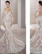 Los mejores vestidos con manga de Demetrios