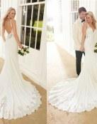 6 vestidos espectaculares para ser la novia más hermosa