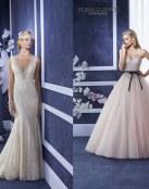 Los vestidos joya de una firma muy elegante