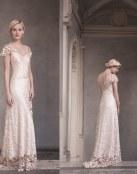 El estilo vintage en los vestidos de novia