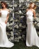 Originales vestidos para novias muy innovadoras