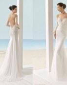 Vestidos sirena colección Beach Wedding 2017