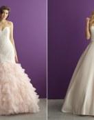 Elige tu vestido romántico para el otoño