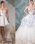 Alta Costura en los nuevos vestidos Delsa