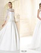 La alta costura viste los nuevos vestidos para novia
