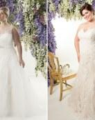 Para las novias con curvas, Callista Bride