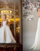 Recopilación de vestidos de novia por Celestina Agostino