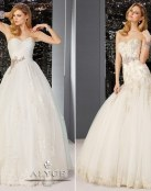 Vestidos de novia para este otoño