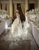 Vestidos muy elegantes de la colección Enzo Miccio