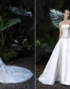 6 vestidos de novia Miquel Suay colección 2017