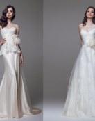 Más vestidos para novia de la firma Blumarine
