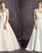 ¡Asombrosos vestidos para novia de Ella Rosa!