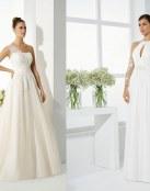 Elige los diferentes tipos de escote para las novias 2017
