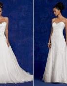 Aariana y cuatro de sus espectaculares vestidos