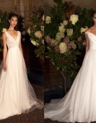 Austin Scarlett y sus nuevos modelos de vestidos para novia