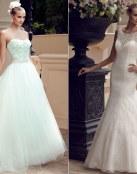 Nuevos vestidos Casablanca Bridal 2015