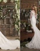 Christine Dando nos trae sus nuevos vestidos para novia