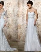 Cristiano Lucci y sus vestidos para novias de lujo