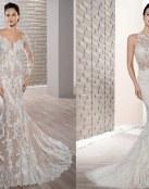Cuerpos de sirena gracias a estos nuevos trajes de novia