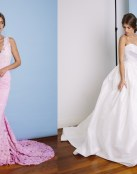 Vestidos innovadores para las novias modernas