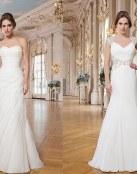 Preciosos vestidos de Lillian West