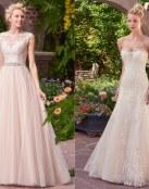 Los grandes vestidos para novia de Rebecca Ingram