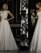 Vestidos para novias que no pasan desapercibidos