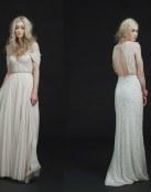 Una colección para las novias sencillas y modernas