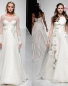 Nueva colección de novia gracias a Alan Hannah